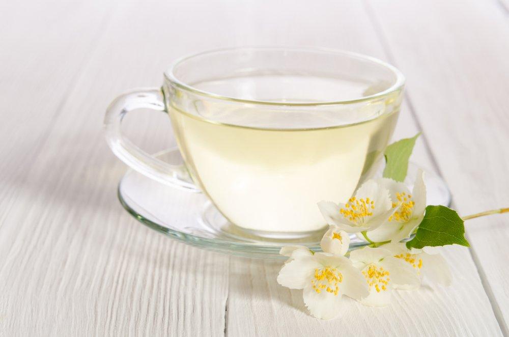 jasmine white tea