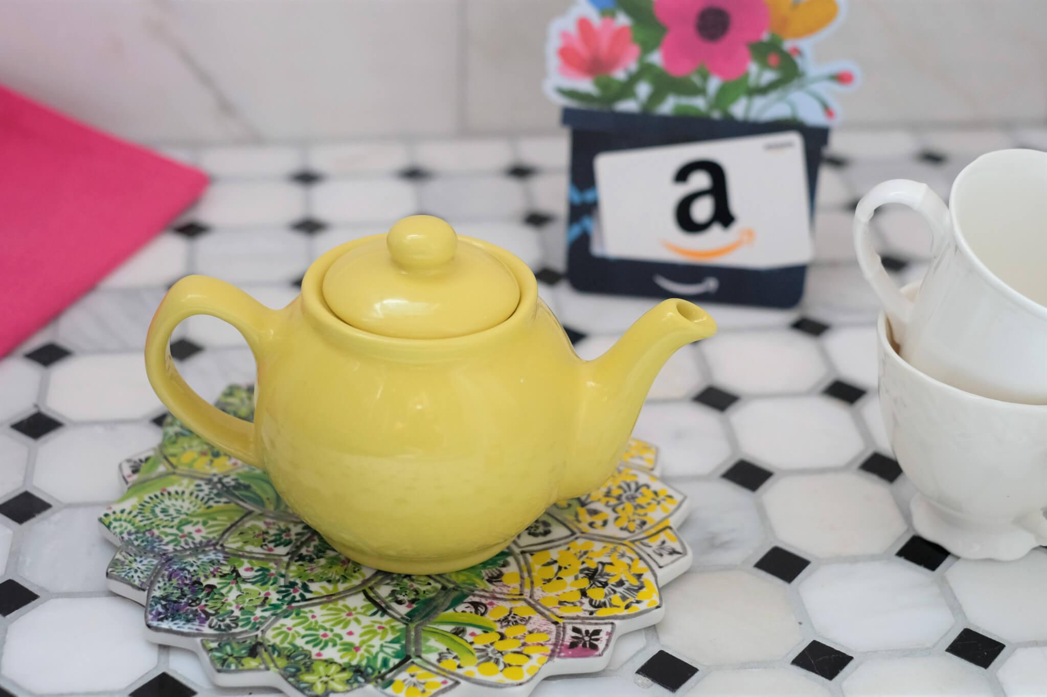 Amazon's best loose leaf tea