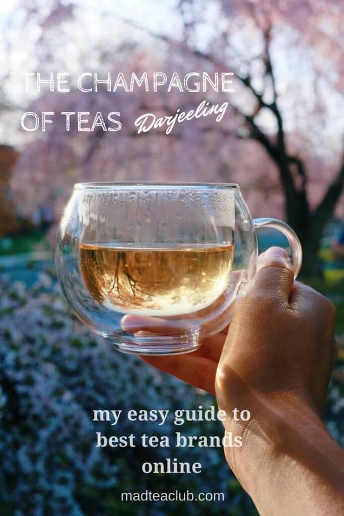 Darjeeling Champagne Of Teas
